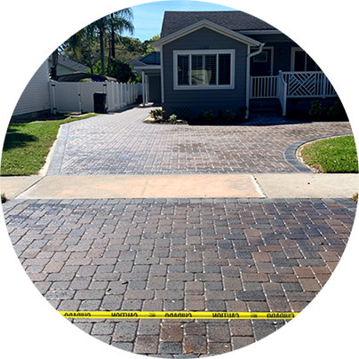 Benefits of Paver Cleaning